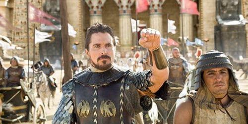 The Plagues Arrive In New Trailer For Exodus: Gods And Kings