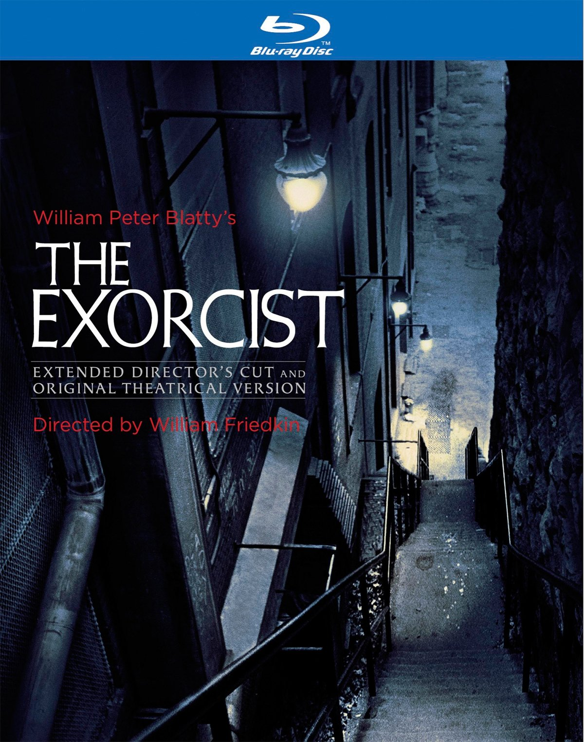 The Exorcist 40th Anniversary Edition Blu-Ray Review