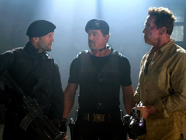 expendables 2 610 The Expendables 2 Review