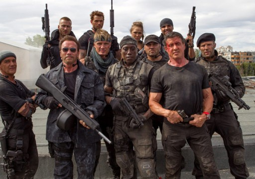 Old Guys Blow Stuff Up In The Expendables 3 Trailer