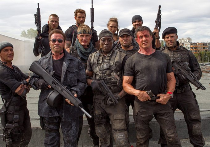 expendables 3 2 The Expendables 3 Is Disappointingly Rated PG 13
