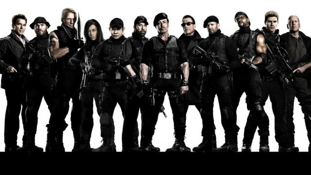 Hang On For One Last Ride With New Trailer For The Expendables 3