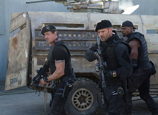 expendables2 2 1344799063 The Expendables 2 Blu Ray Review