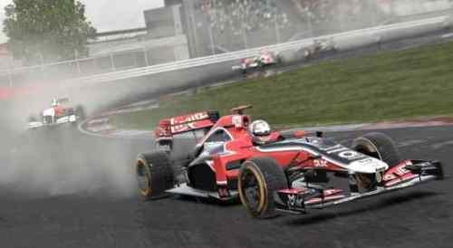 f 1 2011 wip silverstone 31 F1 2011 Review