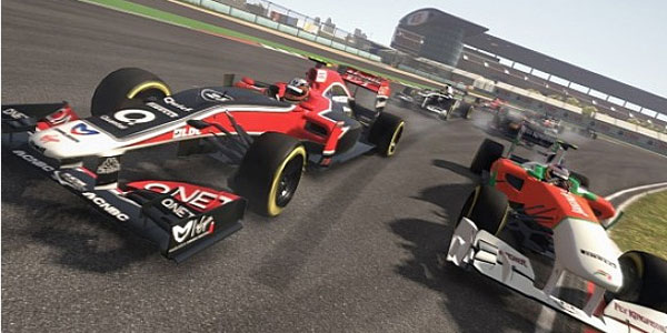 F1 2012 Gets A September Release
