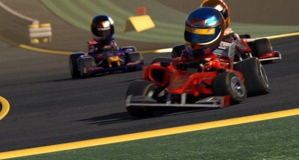 Take Pole Position With Codemasters' F1 Race Stars Demo
