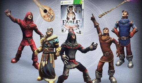 Fable Anniversary Launch Date Set For February 4th