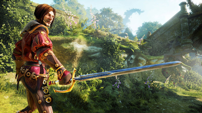 Multiplayer Beta For Fable Legends Launching Fall 2014