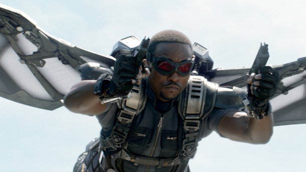 Anthony Mackie Likens Captain America: Civil War To A Suspense Thriller