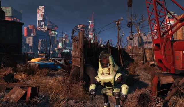 Fallout 4 Shooting Mechanics Borrow From Destiny