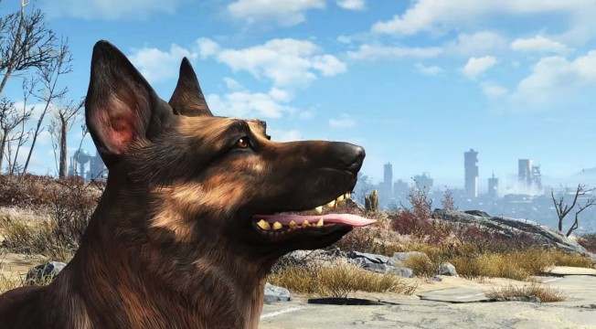 """Bethesda """"No Plans"""" For Fallout 4 Paid Mods; Canine Companion Dogmeat Can't Die"""