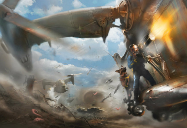 Bethesda Confirms Work On Fallout 4 Is All But Finished