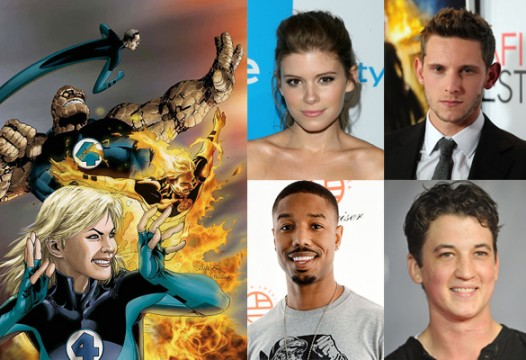 The Fantastic Four Reboot Will Be A Gritty Coming Of Age Drama