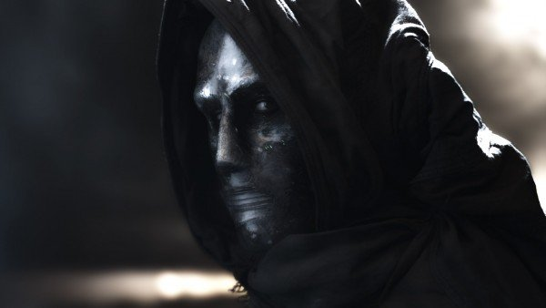 Collection Of Fantastic Four Stills Showcase Powers And Tony Kebbell's Doctor Doom