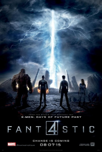 Marvel's First Family Get Their Superpowers In New Poster For Fantastic Four