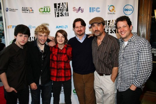 Exclusive Interview With The Cast And Director Of Let Me In