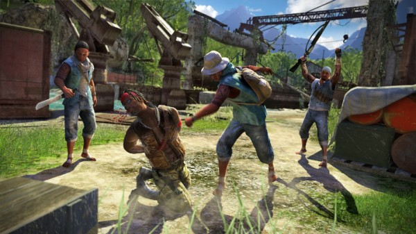 Here's How To Get Into This Summer's Far Cry 3 Closed Beta Test