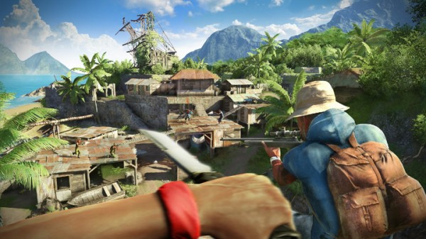 Far Cry 3 Will Include Four-Player Co-Op And PS3 Exclusive DLC