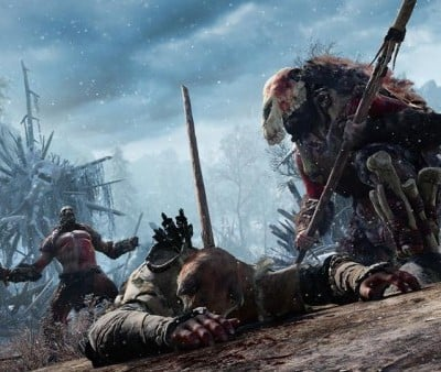 'Far Cry Primal Collector's Editions Unveiled As Ubisoft Locks Down PC Release Date' from the web at 'http://cdn.wegotthiscovered.com/wp-content/uploads/far_cry_primal_Screen_Udam_BeastMaster_Reveal_151204_5AM_CET-Copy-600x338-400x338.jpg'