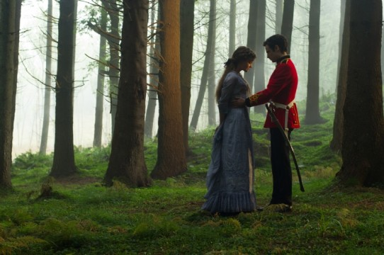 First Images Of Carey Mulligan In Far From The Madding Crowd