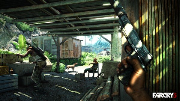 Watch As Monkey Business Invades Far Cry 3