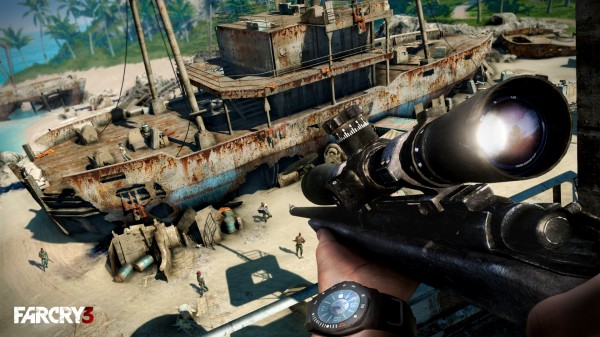 Experience The Vacation From Hell With Far Cry 3