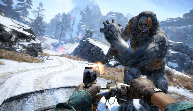 Far Cry 4 Valley Of The Yetis Dlc Review