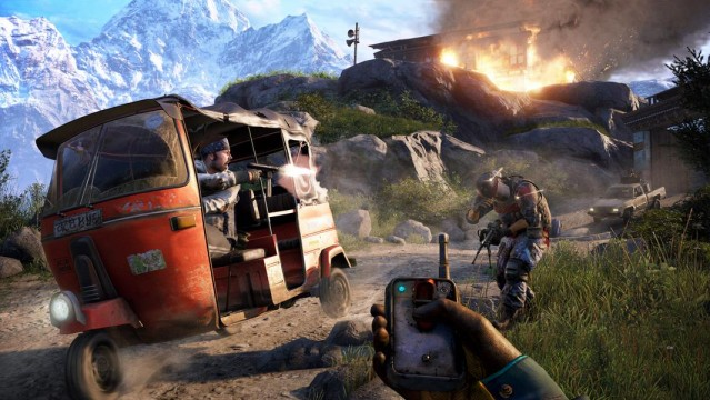 Players Reporting Error Messages And Server Disconnects In Far Cry 4