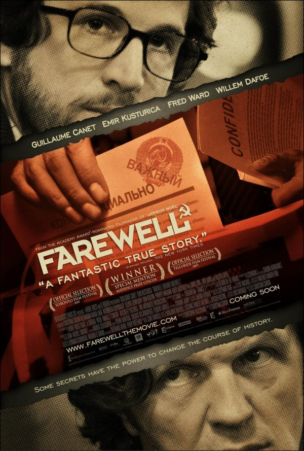 Farewell (L'affaire Farewell) Review