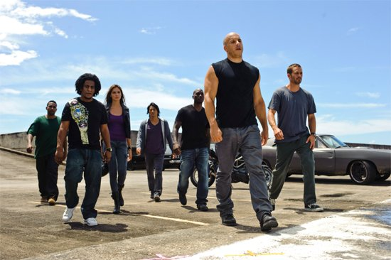 Fast Five Blu-Ray Review