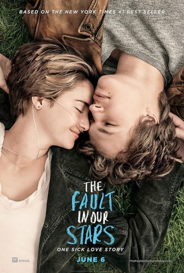 The Fault In Our Stars Gets A Bittersweet First Poster