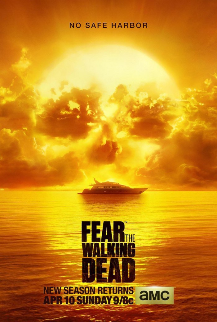 "Fear The Walking Dead Creative Team Teases ""Aggressive"" Season 2"