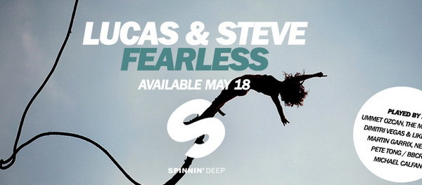 Lucas & Steve Are Feeling Fearless With Their New Track