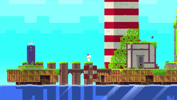 Fez (PlayStation 4) Review