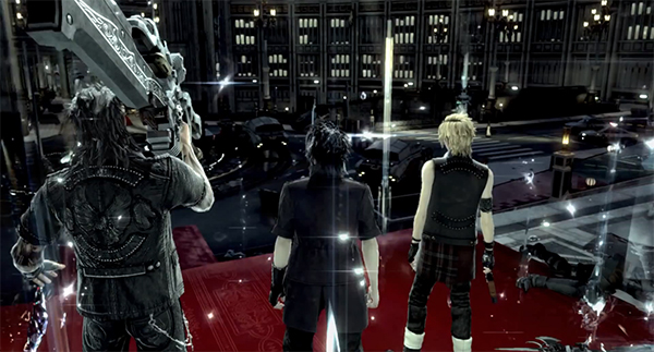 ff xv The Best Games Of E3 2013