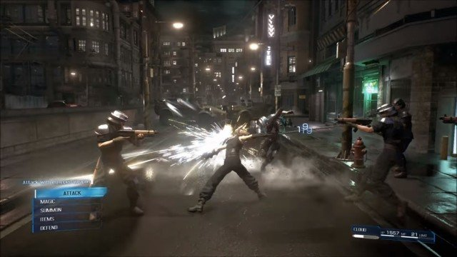 Final Fantasy VII Remake's Episodes Will Each Be The Size Of Full Games, Says Kitase