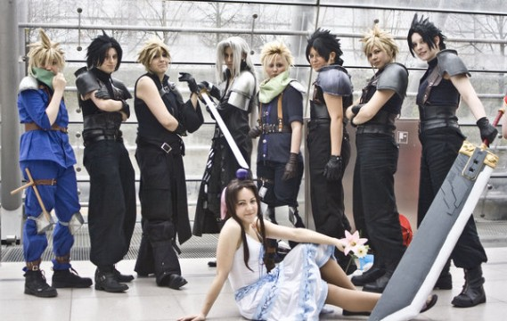 ff7 cosplay