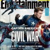 Entertainment Weekly Debuts Explosive New Covers For Captain America: Civil War
