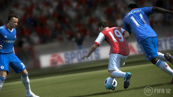 FIFA Soccer 12 Review