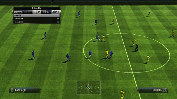 FIFA Soccer 13 (Wii U) Review