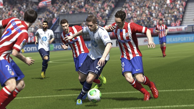 FIFA 14 Nutmegs Titanfall To Reclaim No. 1 Spot In UK Charts