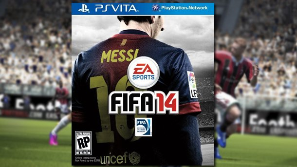 FIFA 14 On The PlayStation Vita Is A Carbon Copy Of FIFA 13, EA Reveals