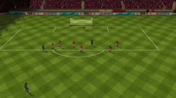 FIFA 12 (Xperia PLAY) Review