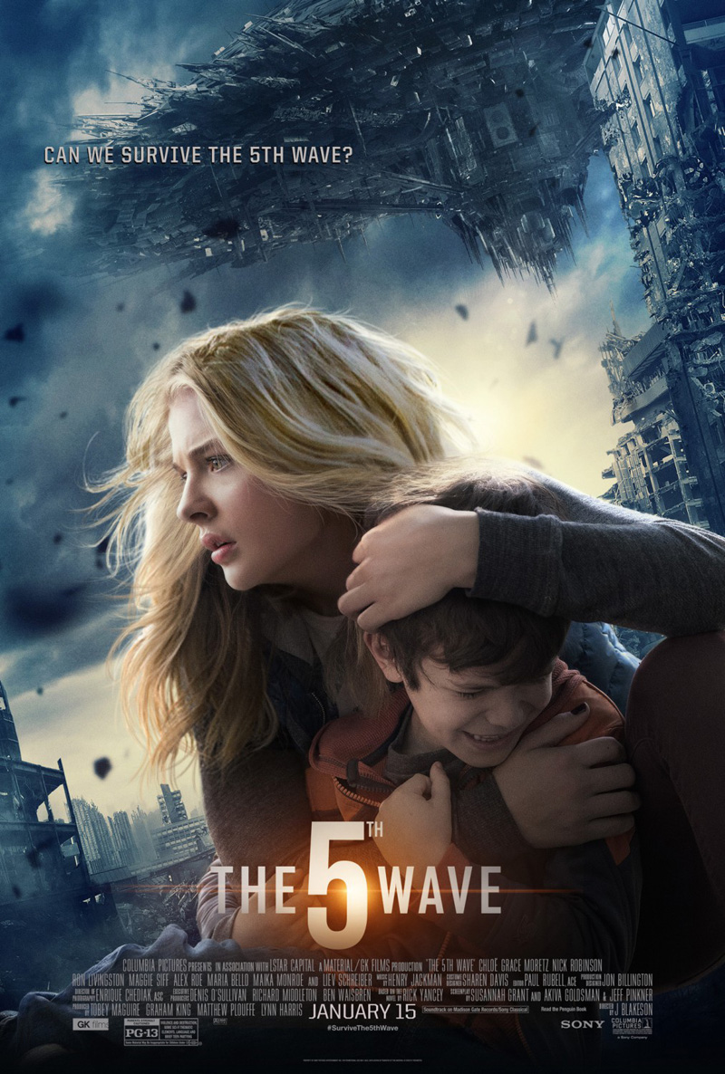 Chloe Grace Moretz Braces For The 5th Wave In New Featurette For YA Sci-Fi Flick
