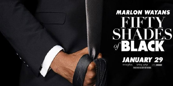 CONTEST: Win Fifty Shades Of Black Prize Pack