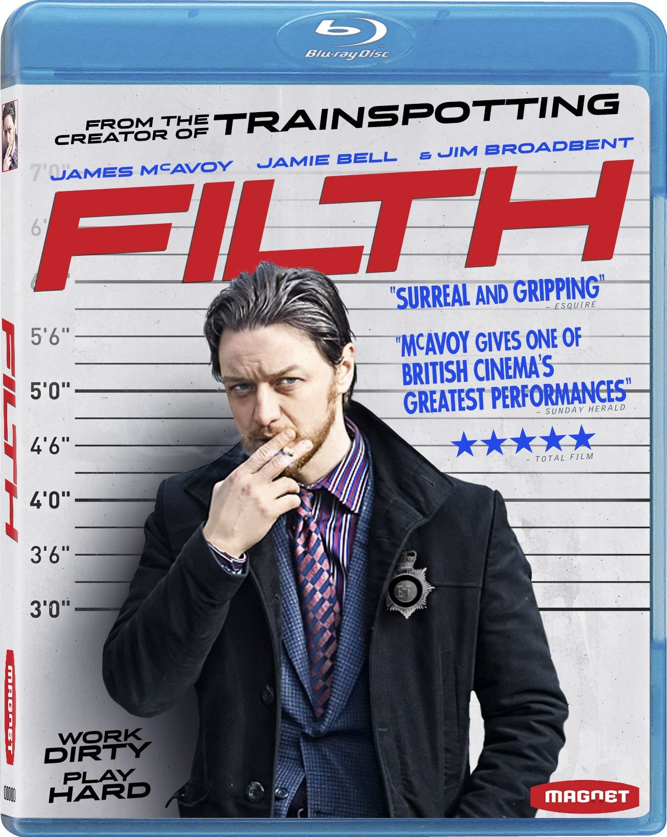 Filth Blu-Ray Review