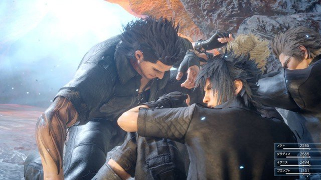 Is Square Enix Prepping A Second Demo For Final Fantasy XV?