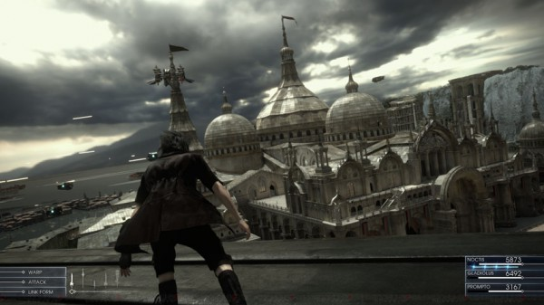 Just Cause Dev Avalanche Bringing Flying Airships To Square's Final Fantasy XV