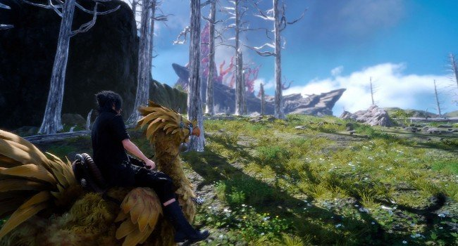Final Fantasy XV Was Delayed Due To Frame Rate Dips, Optimization Issues