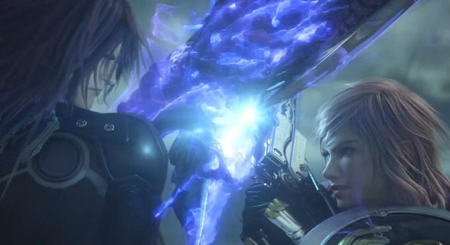 Time Is On Your Side In Final Fantasy XIII-2